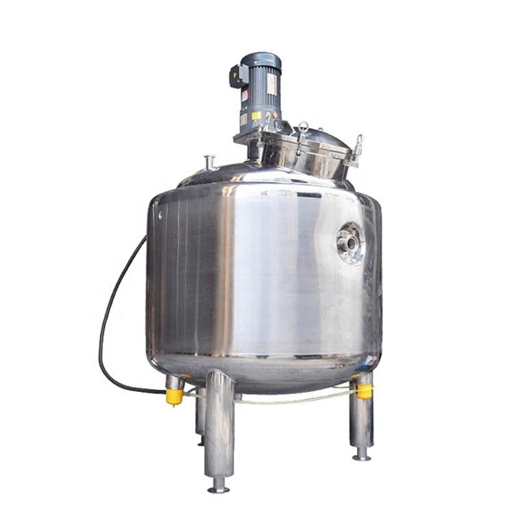 Syrups Juice Beverage Mixing Tank