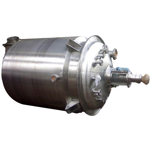 Stainless Steel Jacketed Resin Reactors For Unsaturated Polyester Resin Alkyd Resin and Epoxy Resin
